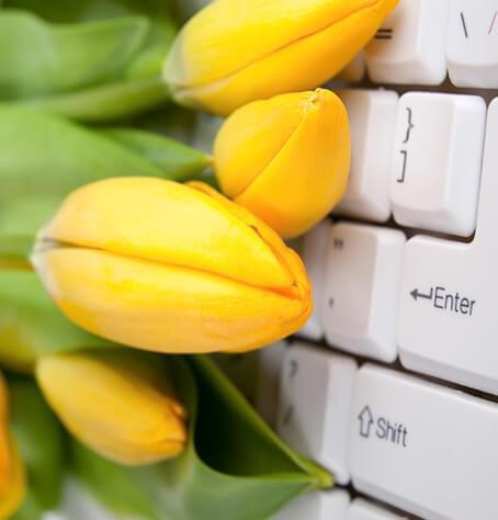 comprar flores online