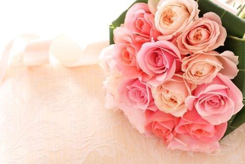 Ramo de flores para aniversário