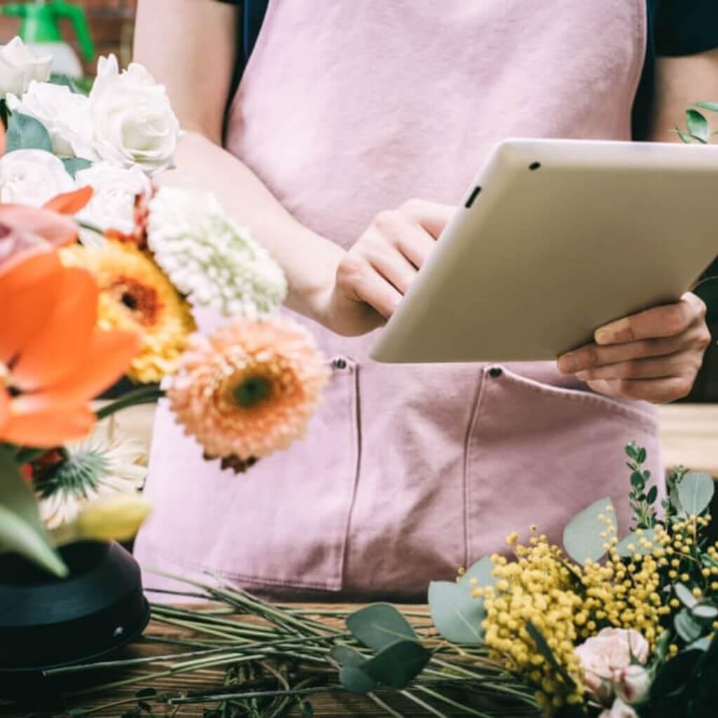 Encomendar na florista online da Homeflora