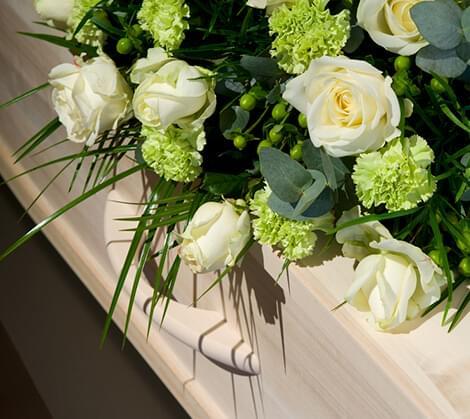 flores para velórios