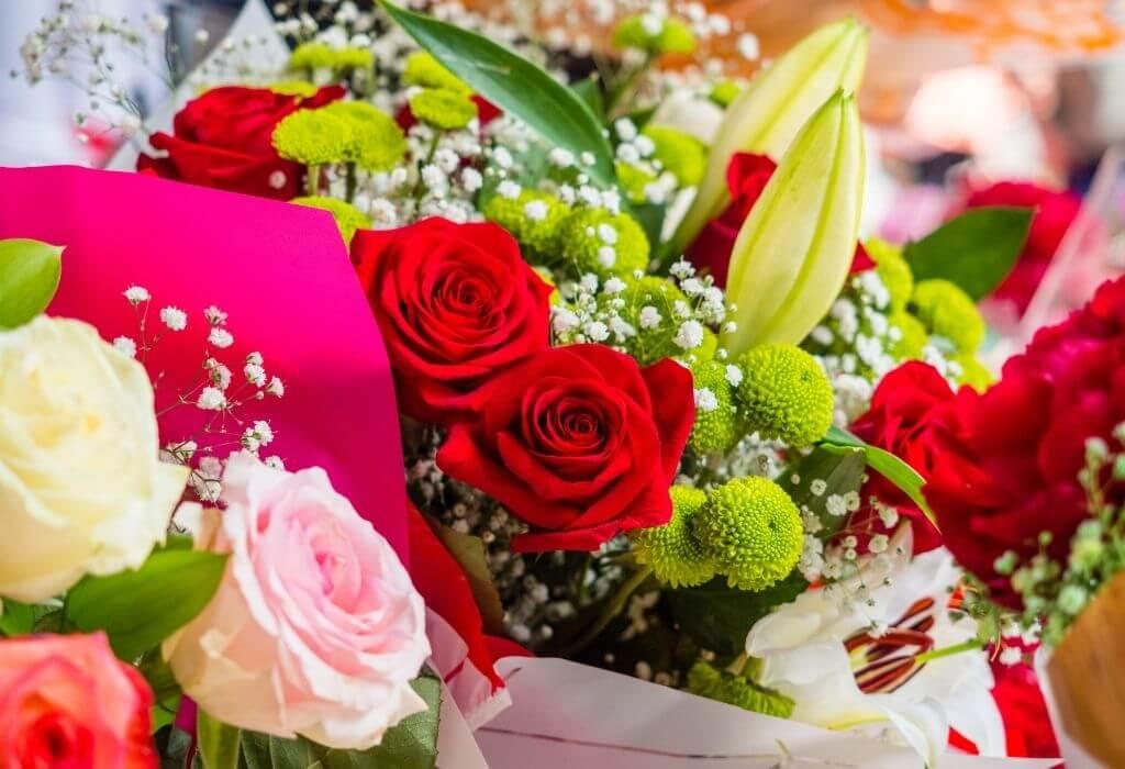 Entrega de Flores ao Domicílio em Vila Nova de Gaia