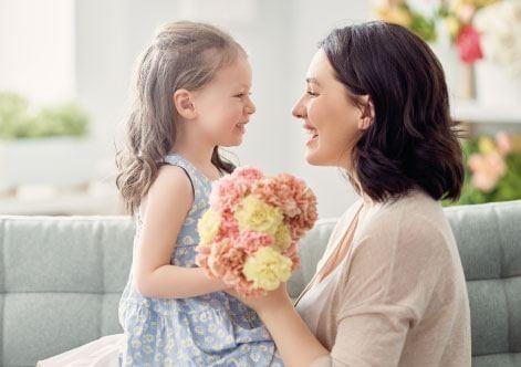 flores para o dia da mãe