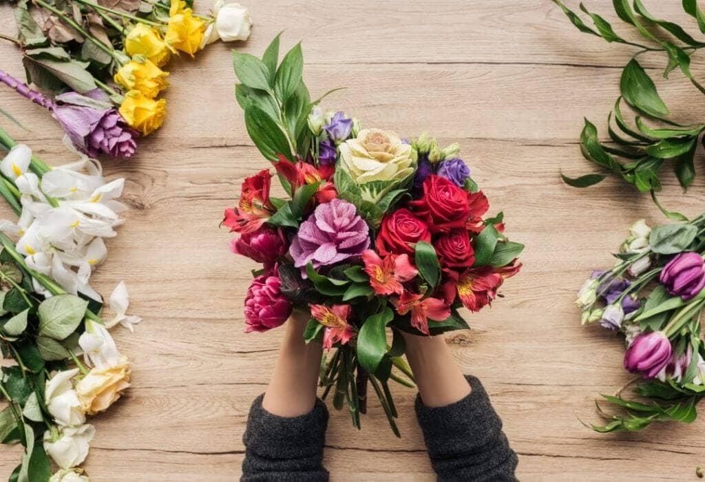 Florista em Aveiro