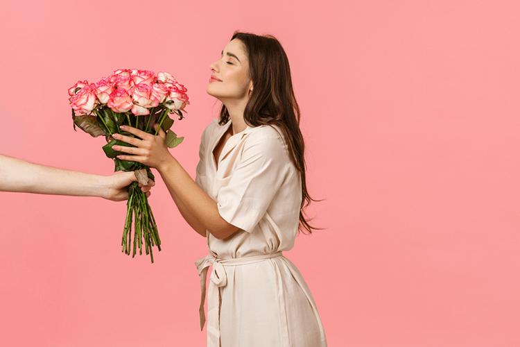 Flores para felicidade garantida