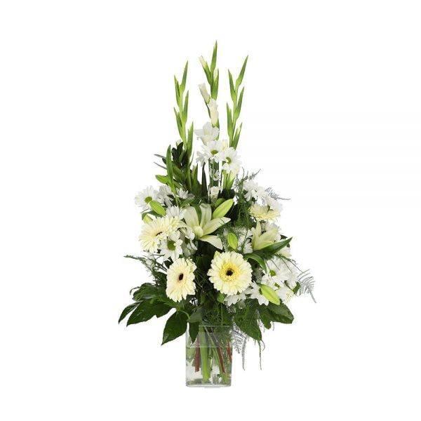 Ramo de flores para funeral