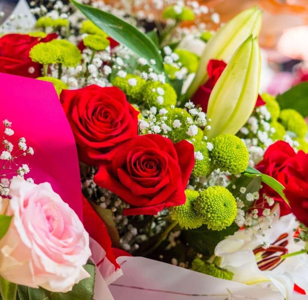 Ramo de Flores Porto