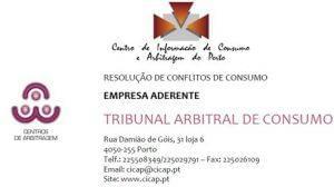 tribunal arbitral de consumo